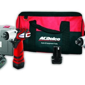 ACDelco 10.8V 4 Piece Multi Kit