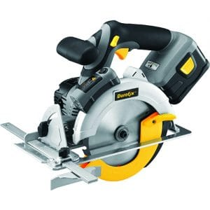 RC2003H - Durofix 18v 165mm Circular Saw with LED Light & Laser Guide